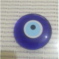 Nazar Boncuk Cam 9 cm Deliksiz